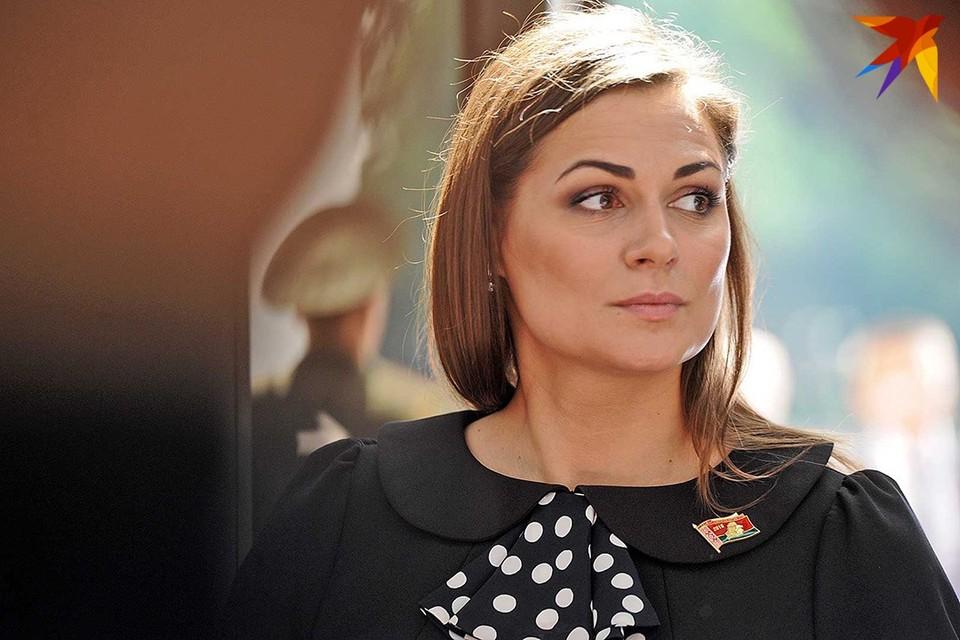 Пресс-секретарь Лукашенко заявила, что в ближайшее время будут озвучены фамилии тех, кто спонсировал запрещенный в Беларуси телеграм-канал