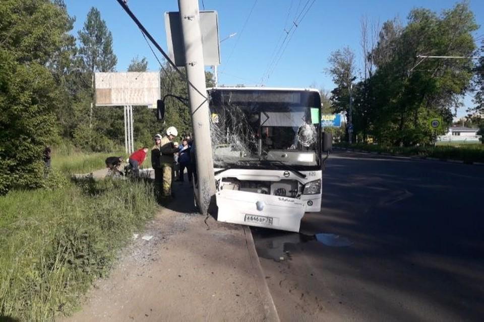 В ДТП пострадали 9 человек