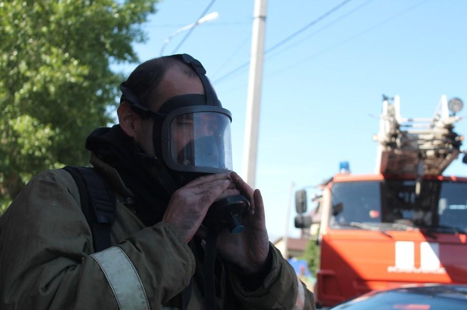 В Тюменской области потухают природные пожары.