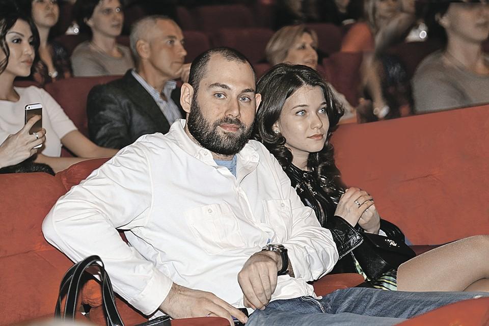 Семен и Карина поженились в 2012 году.