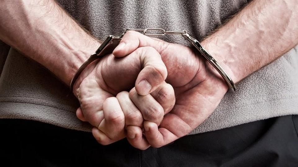 Задержанному рецидивисту грозит до четырех лет лишения свободы.