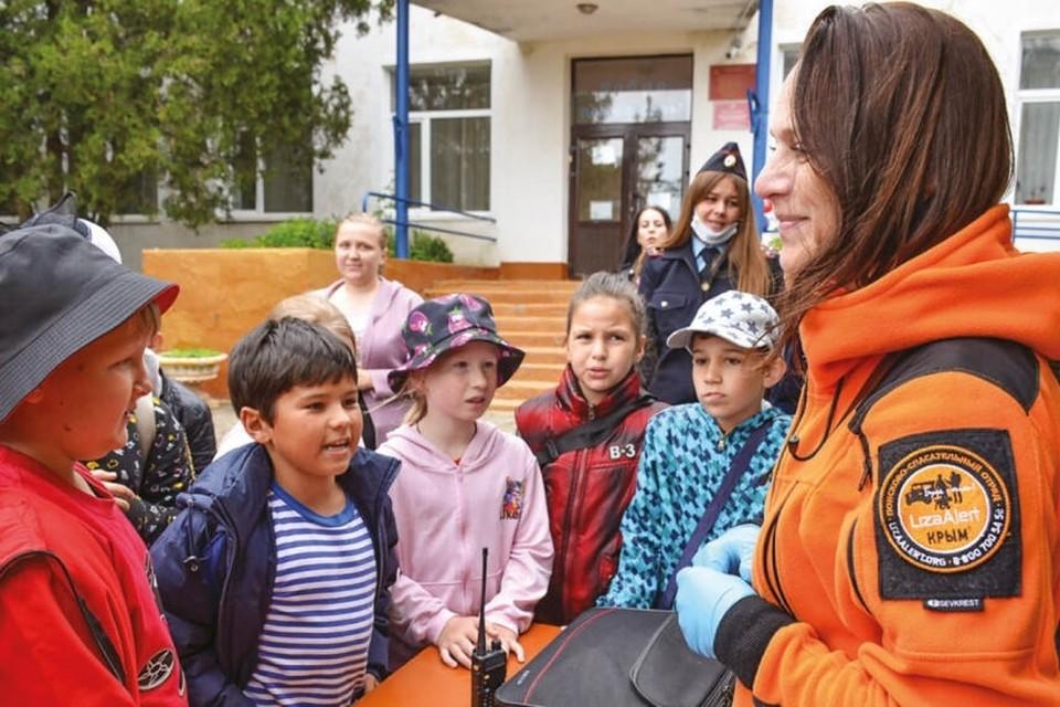 Днем рождения ПСО «Лиза Алерт» добровольцы считают 14 октября 2010 года. Фото: пресс-служба администрации Черноморского района.