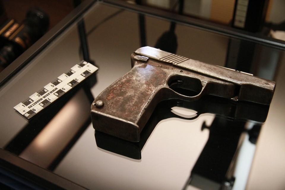 Из незаконного оборота было изъято 5 единиц самодельного огнестрельного оружия