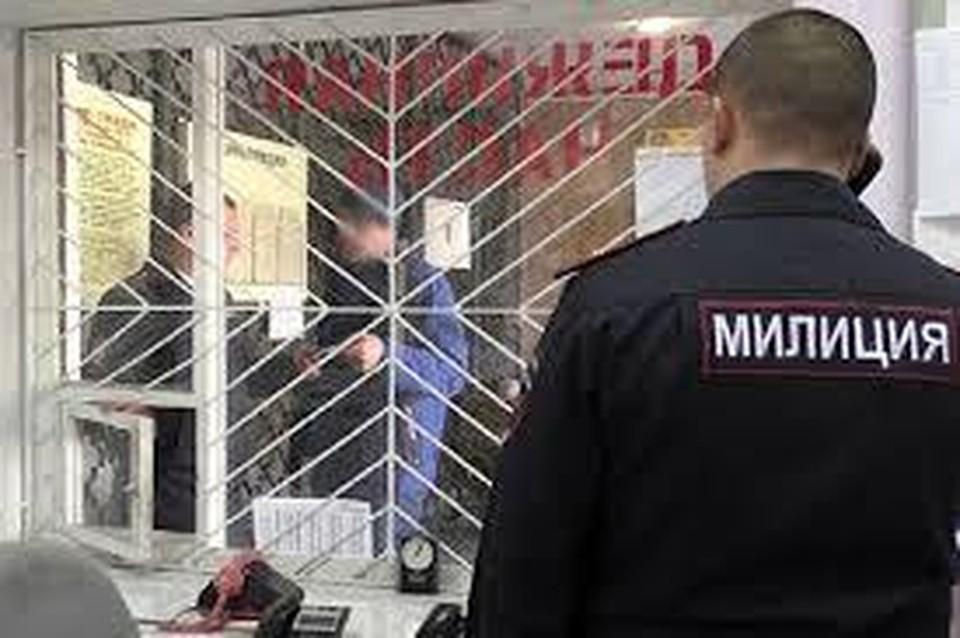 В семейном конфликте теперь разбирается милиция (Фото: МВД Приднестровья).