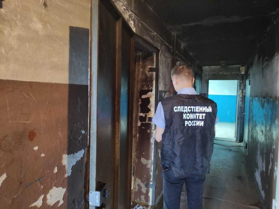 Преступление произошло в общежитии