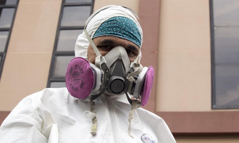 За последние сутки в Казахстане зафиксировано ровно 1000 новых больных коронавирусом