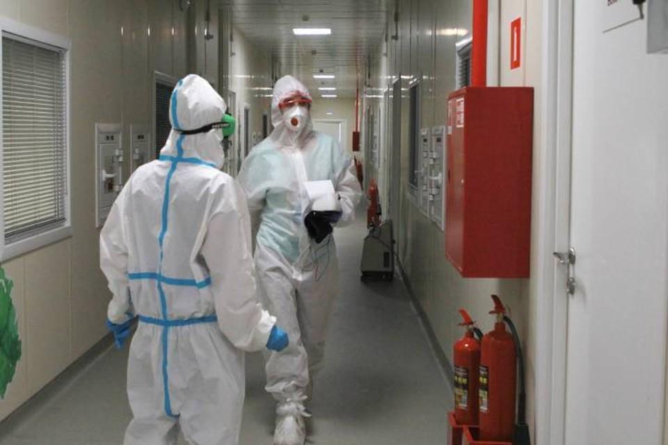 За прошедшие сутки в Кировской области коронавирусом заразились более 70 человек