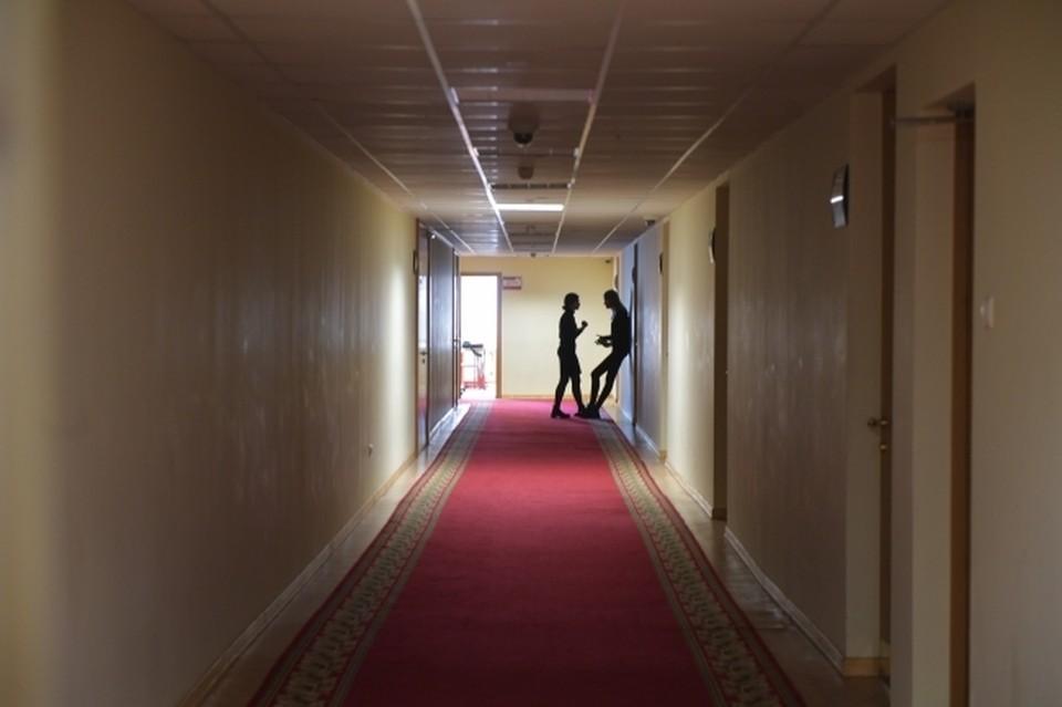 Трагедия в коридоре общежития