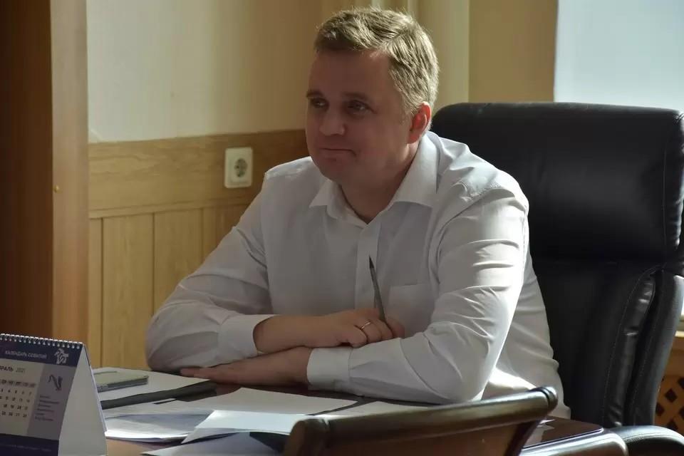 В настоящий момент Александр Виноградов находится под домашним арестом. Фото: vk.com / Администрация города Троицка Челябинской области