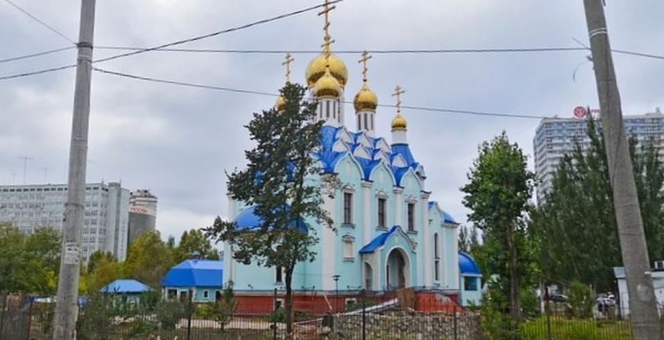 В Самаре определят, безопасен ли храм для прихожан. Фото - Яндекс.Карты