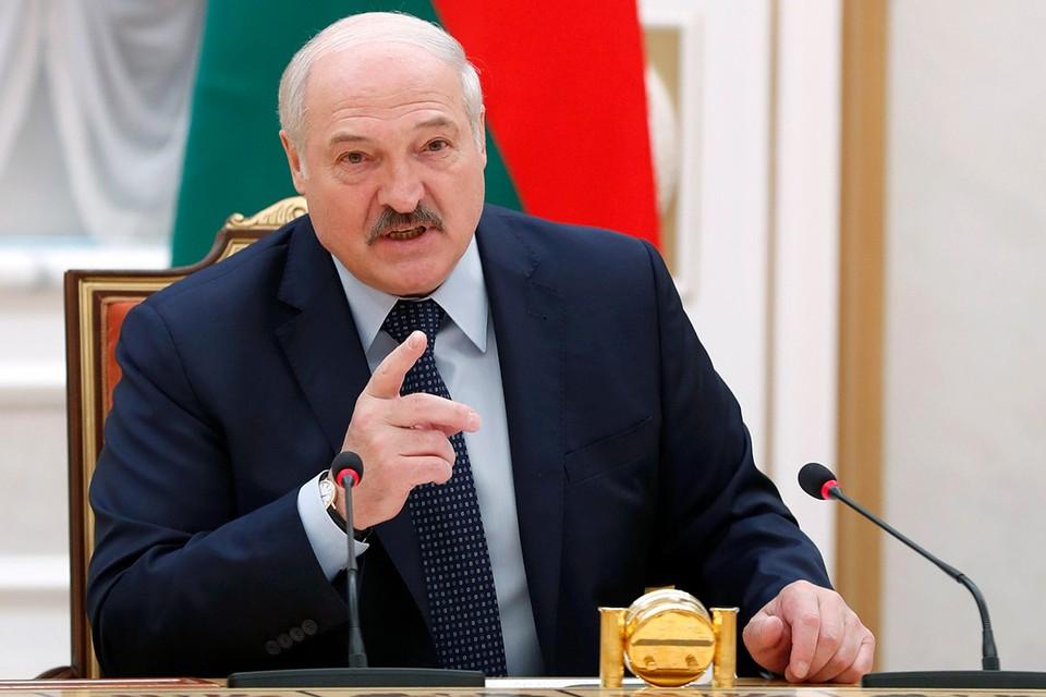 Александр Лукашенко постановил праздновать в Беларуси 17 сентября День народного единства. Фото: Дмитрий Астахов/POOL/ТАСС