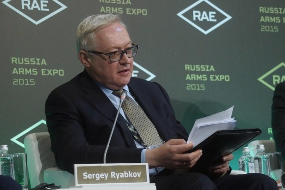 Сергей Рябков сообщил, что РФ готова восстановить нормальную работу посольств после саммита с США
