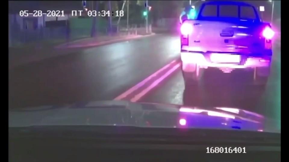 Фото: скрин из видео МВД по Туве