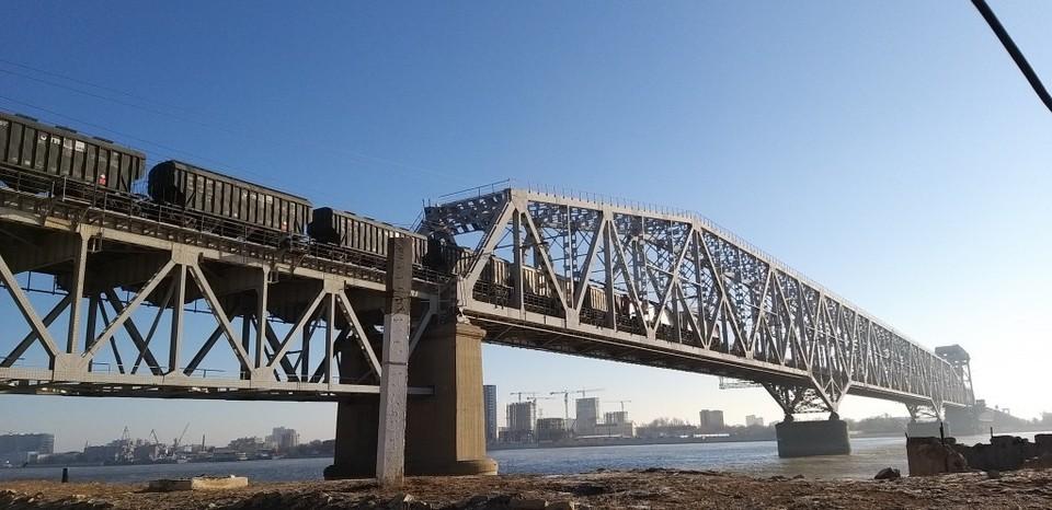 В Астрахани вновь разведут Старый мост