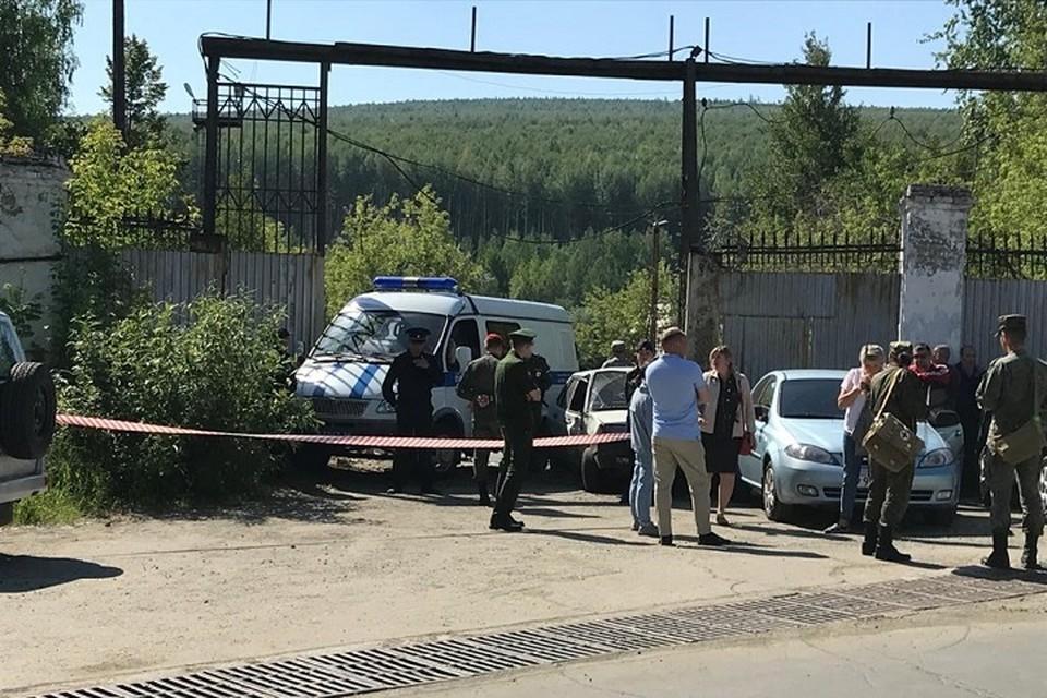 Фото: предоставлено пресс-службой СКР по Свердловской области