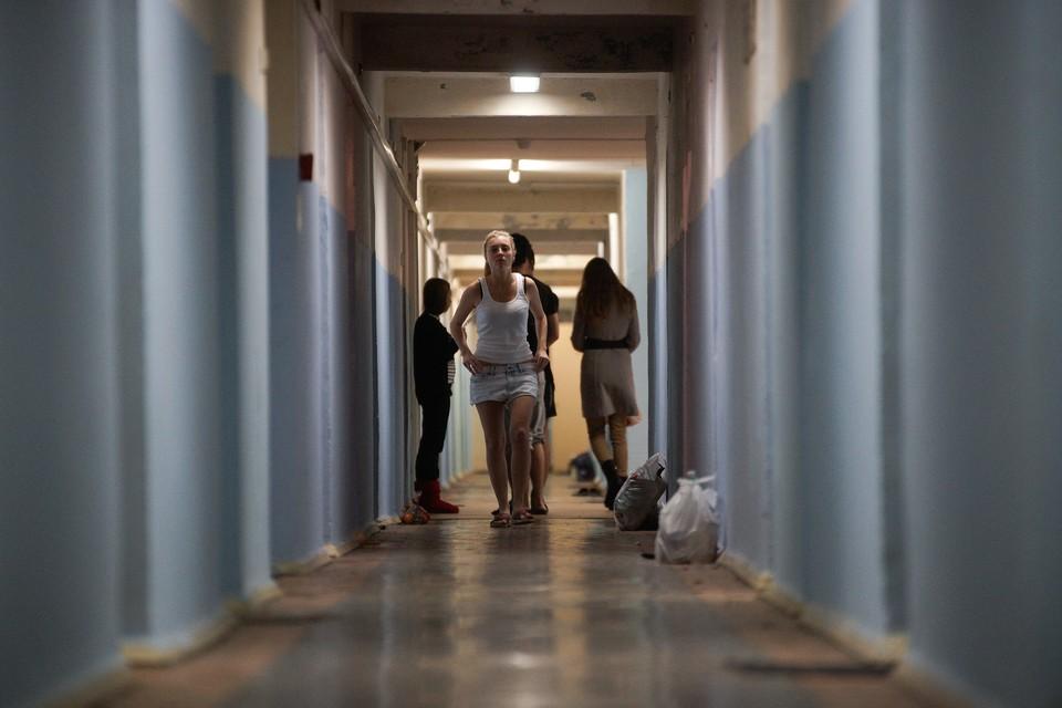 В одном из общежитий Гурьевска до сих пор не отключили отопление.