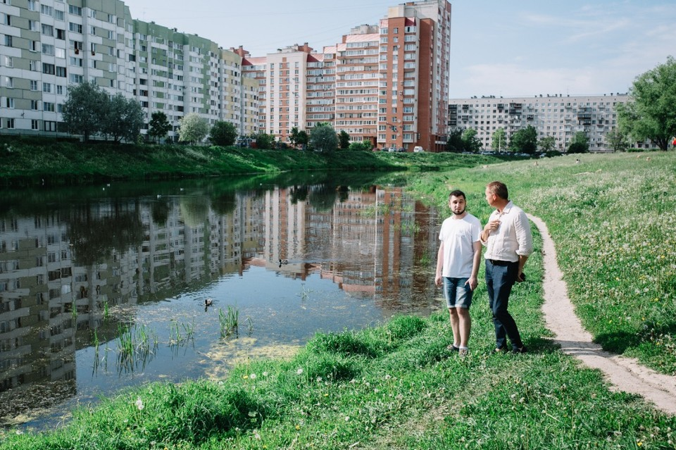 «Новые люди» подключились к очередному этапу борьбы за восстановление водоема.