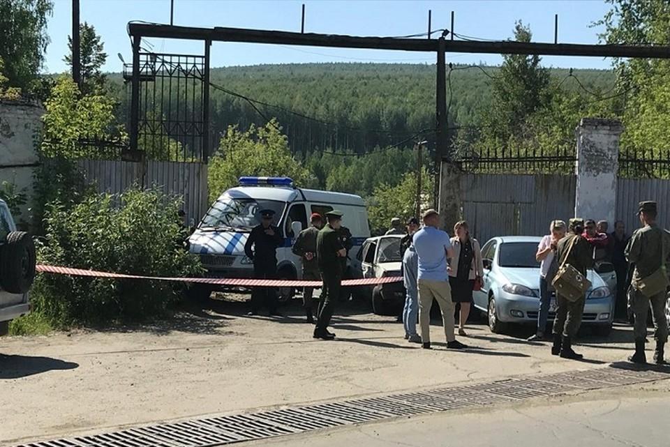 Фото: СК по Свердловской области