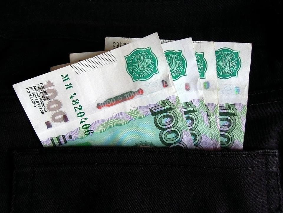 В Астраханской области работодатель не выплатил своим сотрудникам более 320 тыс. рублей