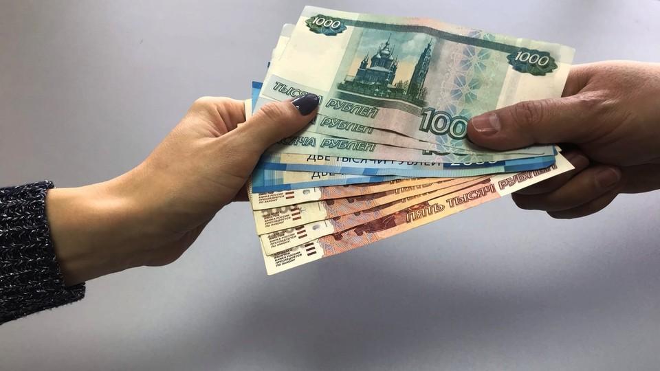 Всего начальник задолжал сотрудникам более 480 тысяч рублей