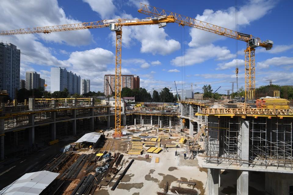 Привлечение инвестиций напрямую влияет на развитие строительной отрасли.