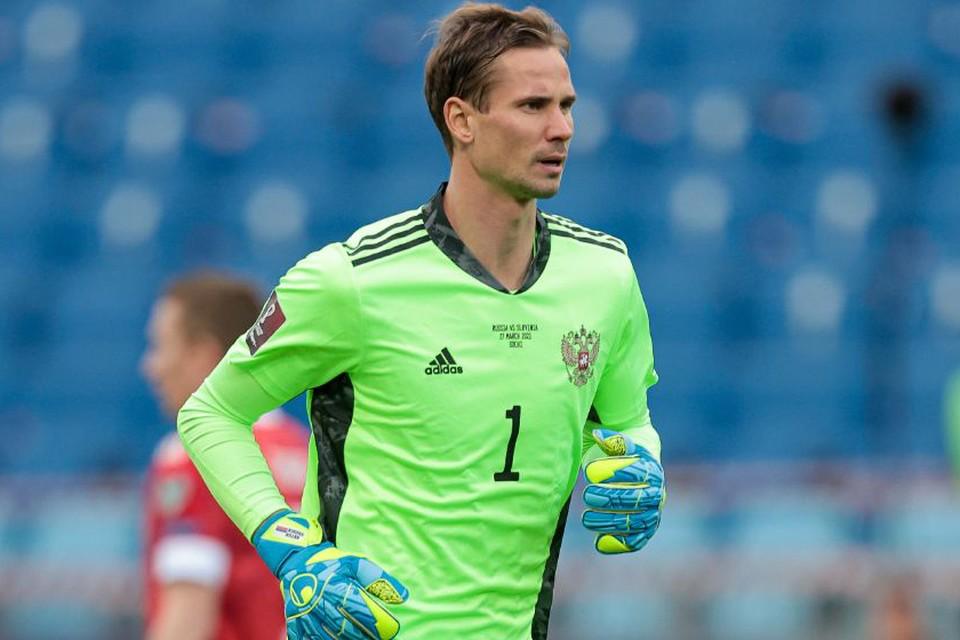 Сборная России готовится к матчу с бельгийцами.