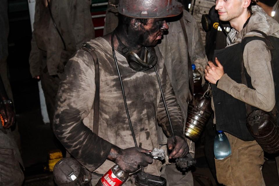 Горняки шахты «Комсомолец Донбасса» приступили к модернизации оборудования на обогатительной фабрике