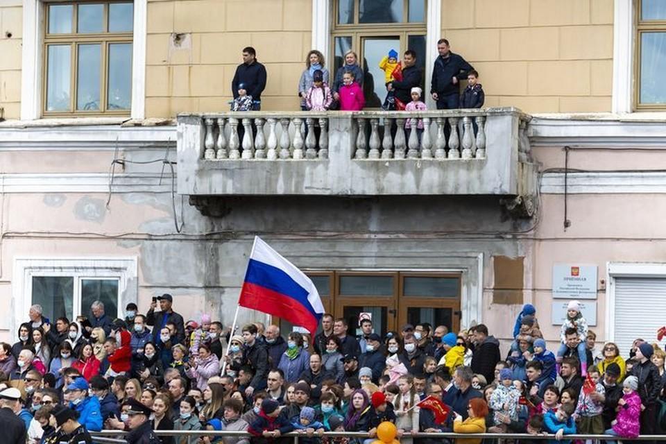 Рассказываем о мероприятиях на День России. Фото: Андрей Михайлов.