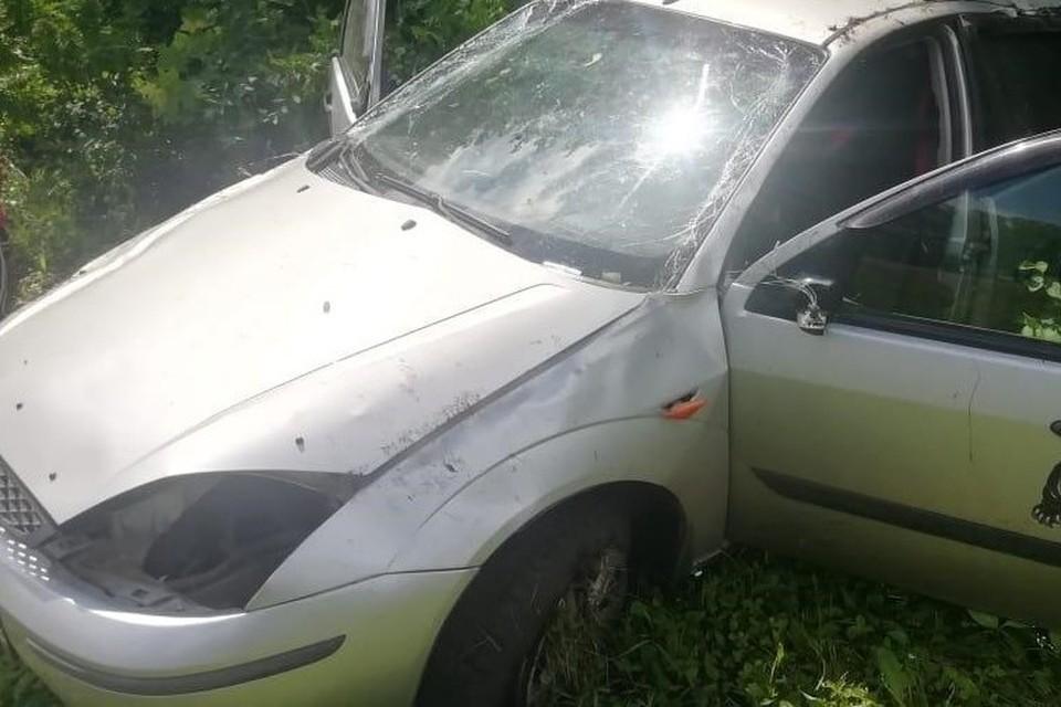 Трагическая авария под Липецком