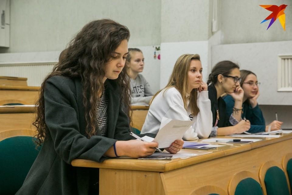 Вступительная компания в Беларуси закончится уже 11 августа.