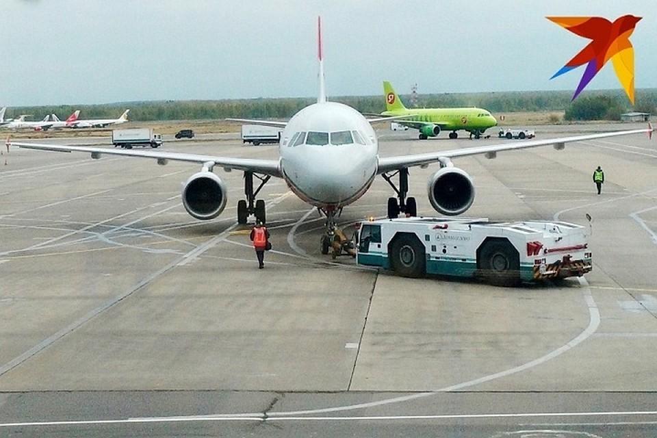 Полеты будут осуществляться 2 раза в неделю.