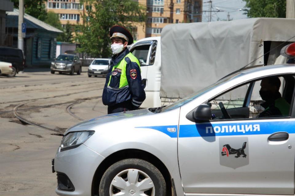 Очередной рейд проведут 12 и 13 июня инспекторы ГИБДД Иркутска