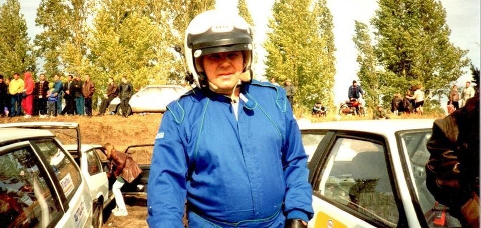 Прощание с легендой удмуртского автоспорта пройдет 12 июня Фото: vk.com/fasur