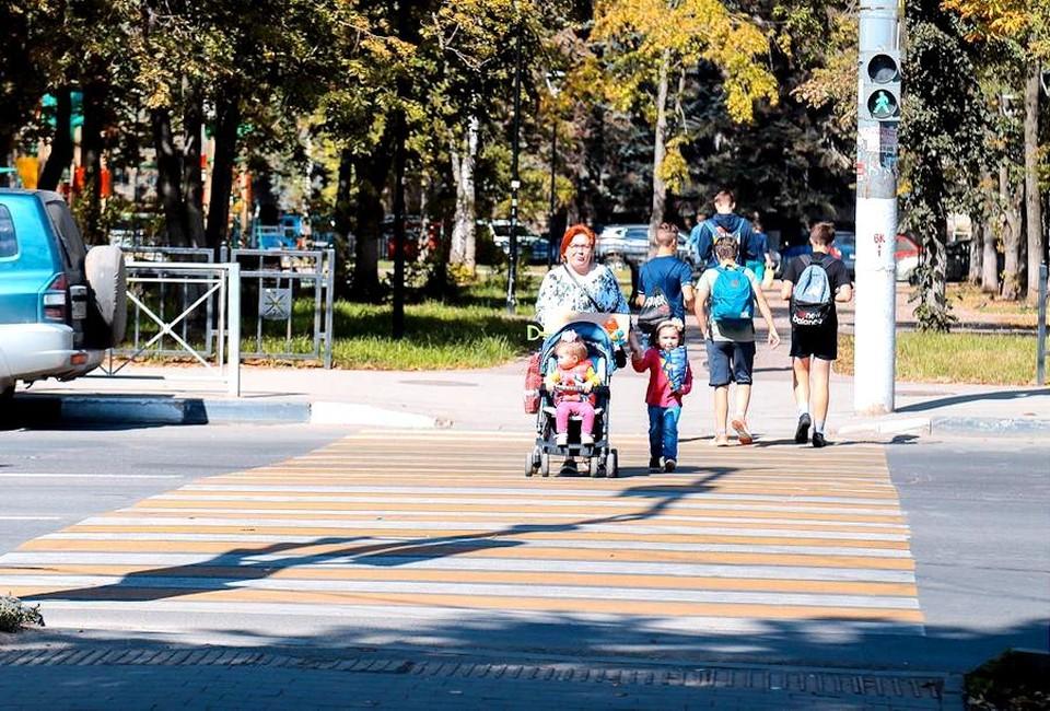 В Томске приведут в порядок дороги, которые ведут к школам, детсадам и другим учреждениям