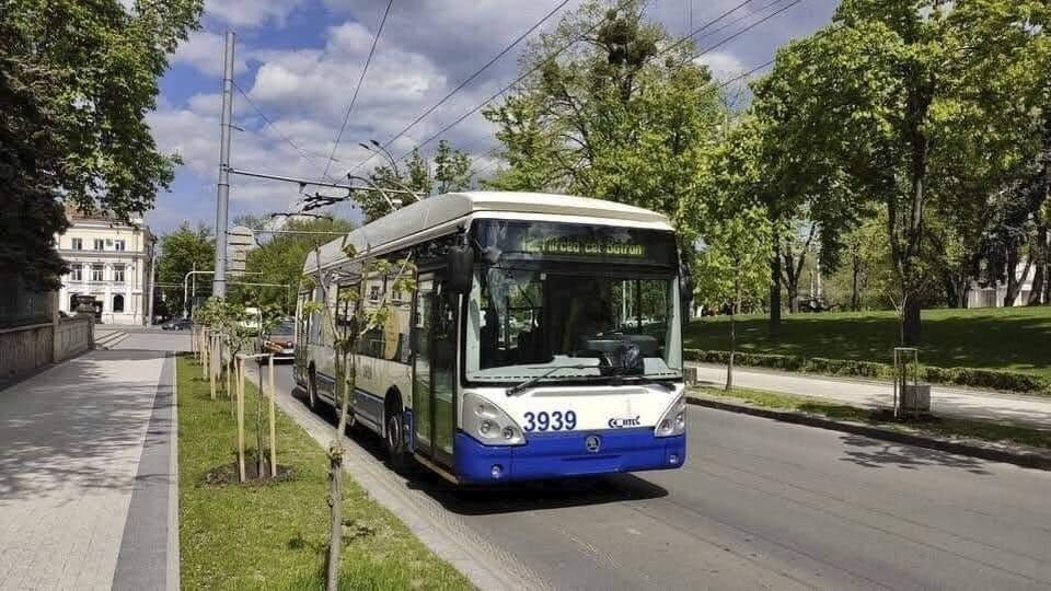 К завершению мандата генпримара автобусный и троллейбусный парки Кишинева будут полностью обновлены. Фото:соцсети