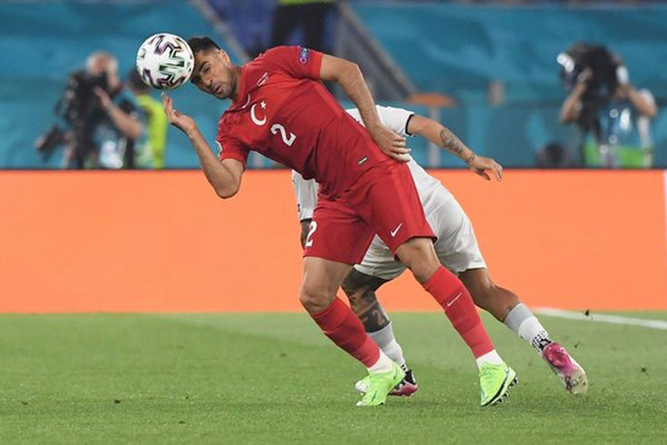 Сборные Италии и Турции провели первый матч Евро-2020.