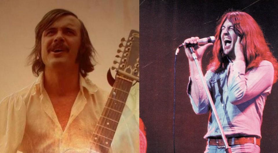 """Юрий Садовник лично общался и играл на одной сцене с Иэном Гилланом из Deep Purple. Фото: колаж """"КП"""""""