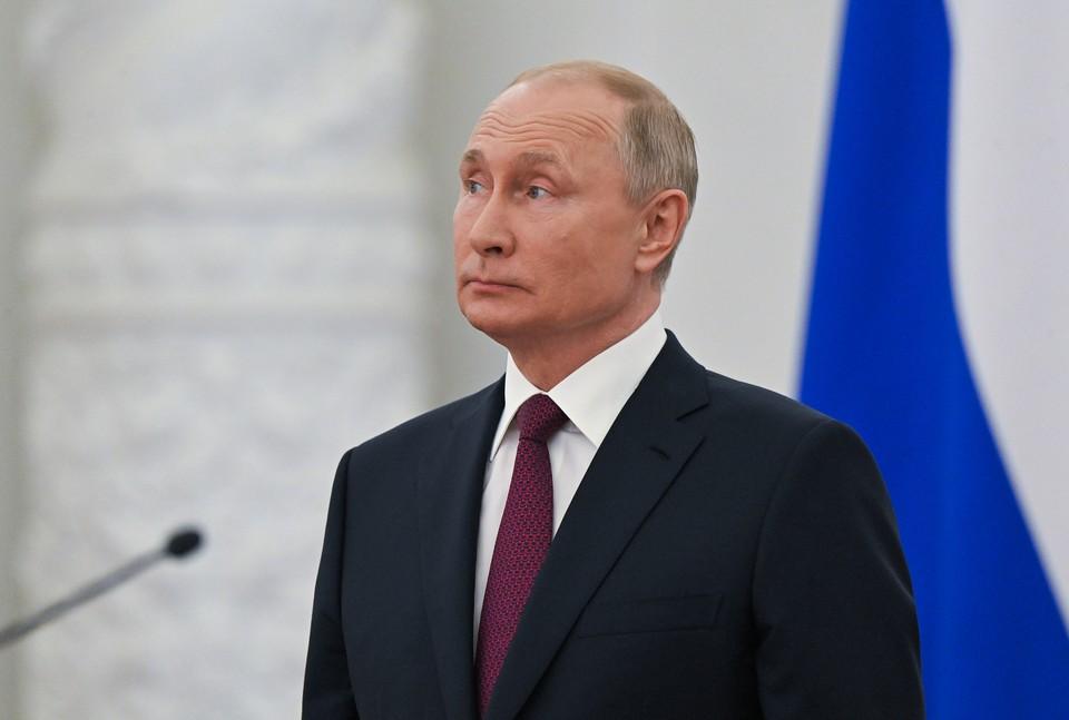 Владимир Путин заявил, что для существования BLM в США есть основания