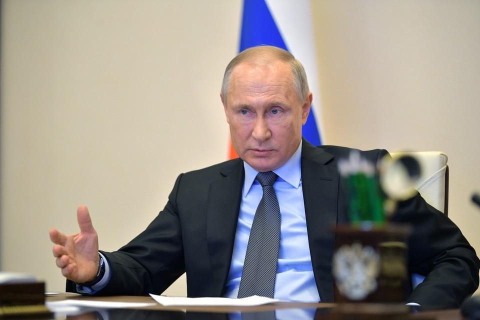 Путин: Москва видит попытки разрушить отношения России и Китая