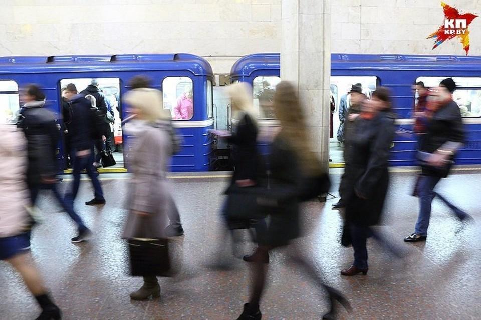 На 40 минут закрывали станцию метро «Октябрьская» - поезда шли без остановки, пересесть на другую линию было невозможно/