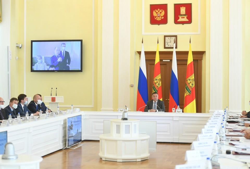 Решение о выделении денег на ремонт принято на заседании правительства Фото: ПТО