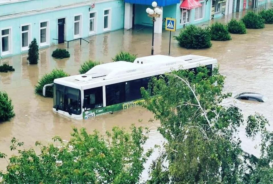Дожди обернулись настоящим бедствием. Фото: соцсети