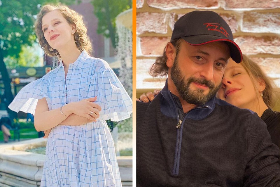 Илья Авербух и Елизавета Арзамасова поженились полгода назад.
