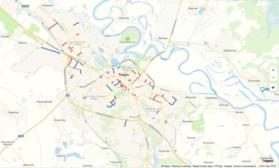 Интерактивная карта размещена по ссылке: https://yandex.ru/maps/-/CCUeYKsz-B