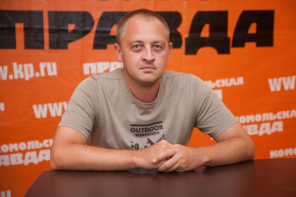 Дмитрий Жебелев: Мы все по одну сторону баррикад.