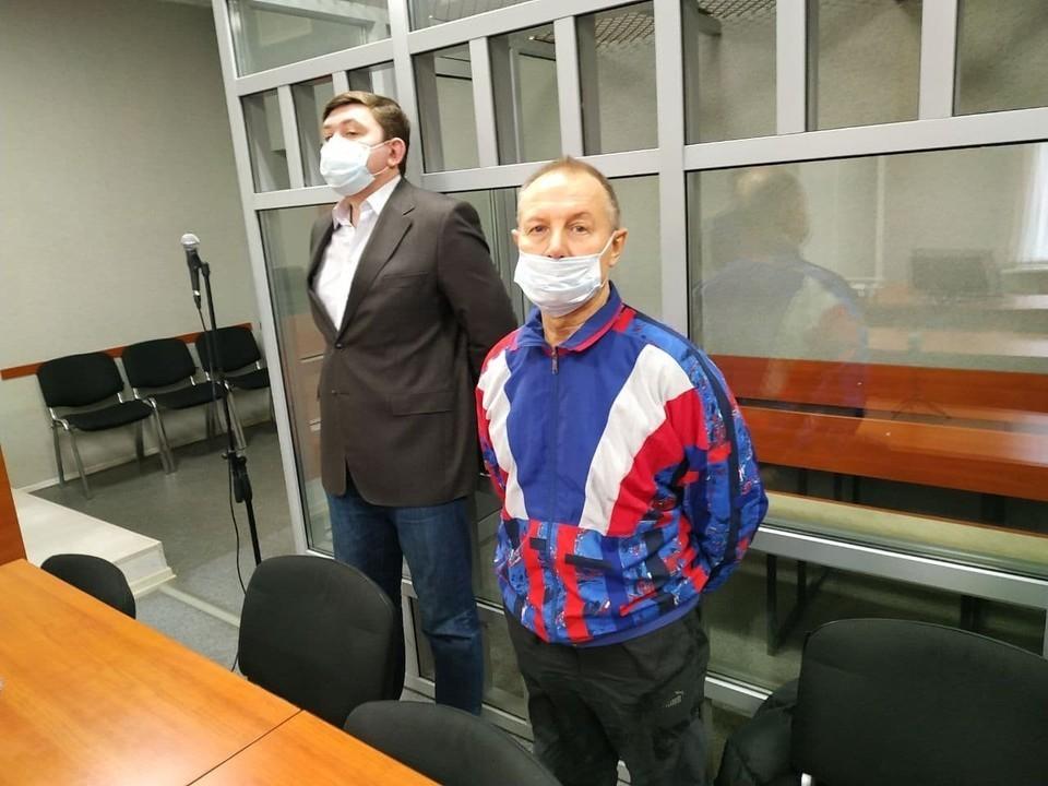 Обвинение просило приговорить пенсионера к 8,5 годам колонии.