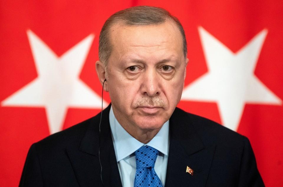 Эрдоган дал старт строительству судоходного канала «Стамбул»