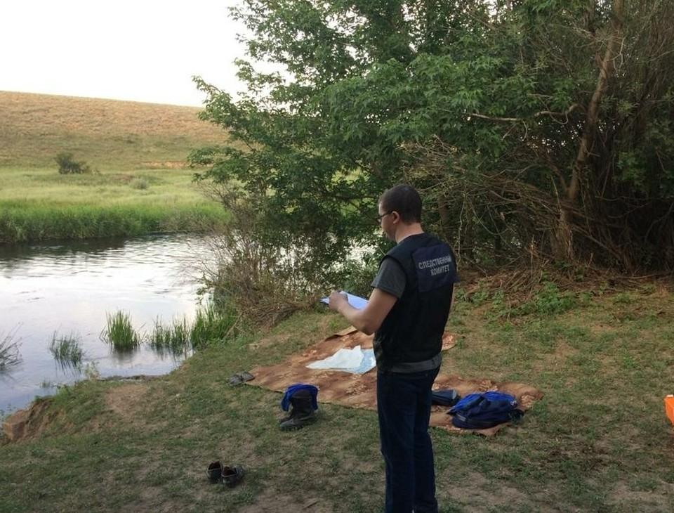 В реке в Саратовской области погибли два человека