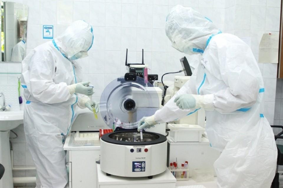 В ростовской области коронавирусом заразились еще 287 человек