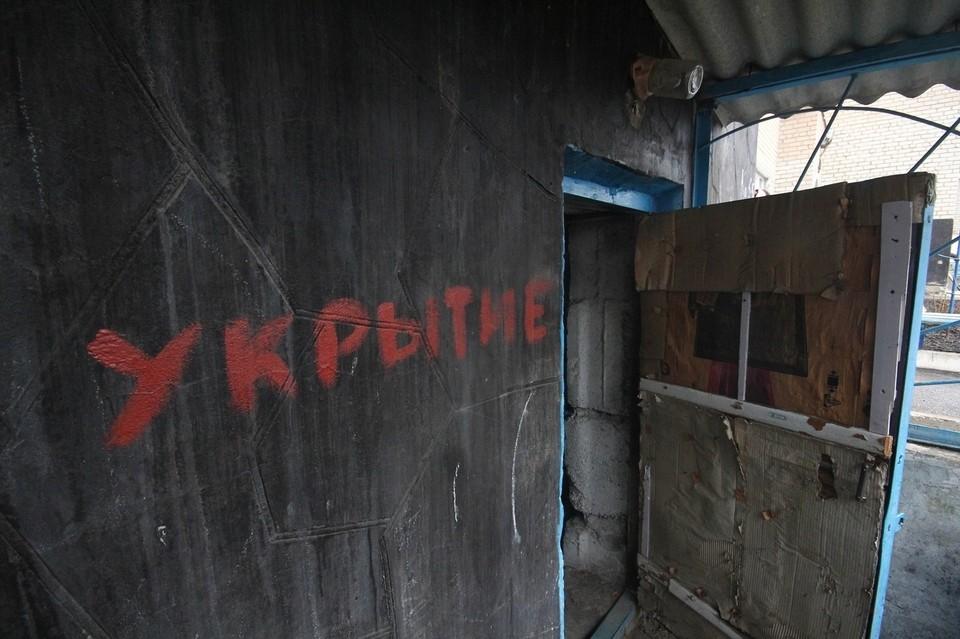 Украинская армия не прекращает стрелять по жилым кварталам Республик Донбасса (архивное фото)